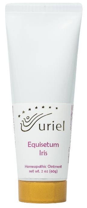 Uriel's Equisetum Iris Skin Care Homeopathic Ointment