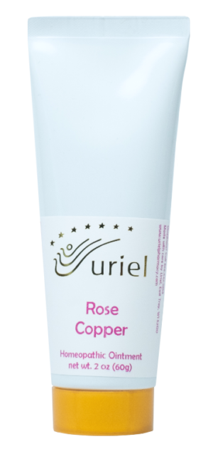 Uriel's Rose Copper Ointment - homeopathic