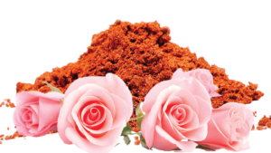 natural ingredients for homeopathic rose-copper ointment